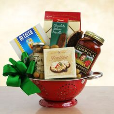 Pasta Primo Holiday Feast | All About Gifts & Baskets