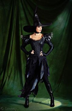 disney elsa as the wicked witch | Theadora, the young Wicked Witch of the West 20/30 years prior of ...