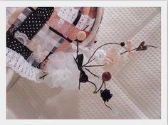 Detalhe do Bouquet da Boneca Floquinha... | Flickr - Photo Sharing!