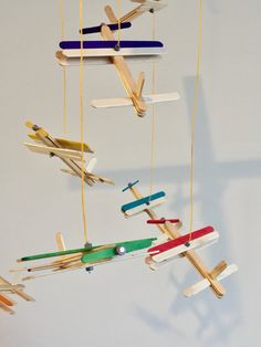 This item is not available - Airplane mobile from fromAthens on Etsy -