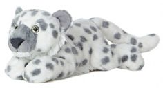 Snow Leopard (Flopsies) at theBIGzoo.com, a family-owned gift shop with 12,000+ animal-themed items.