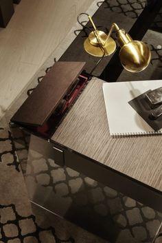 Air Desk W, scrivania di Gallotti&Radice | lartdevivre - arredamento online