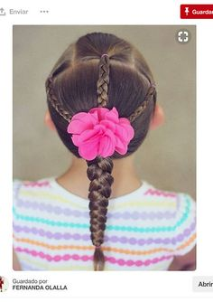 Easy Little Girl Hairstyles Nice 8 Quick And Easy Little Girl Hairstyles  Little Girl