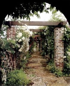 Famous folk at home: Yves Saint Laurent and Pierre Berge Outdoor Life, Outdoor Spaces, Outdoor Gardens, Marrakech, Patio Design, Garden Design, Porches, Yves Saint Laurent, Brick Columns