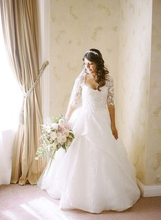 Brides: How to Find a Flattering Wedding Dress