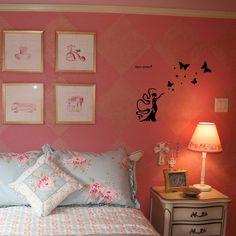 wallsticker butterfly Wallpaper interior Design