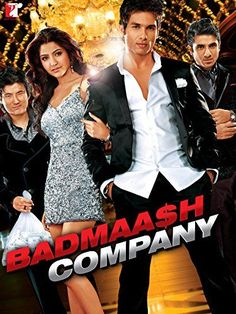 Badmaash Company Full Movie Download Free in 720p Bluray HD. Download Badmaash Company 2010 in small size single direct link.
