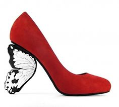 Flutterby shoe by Lady San Pedro