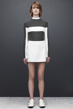 ashleigh good for t by alexander wang resort 2014 | visual optimism; fashion editorials, shows, campaigns & more!