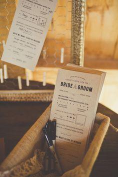 another Guestbook Idea... Super Pinnable Vineyard Wedding   Sarah Kathleen Photography   Bridal Musings Wedding Blog 29
