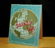 Sizzix Tutorial | Discover Life by Tami Mayberry