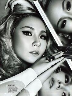 [SCANS] Beautiful CL for Elle Korea December 2015 issue (November 26, 2015)   CLtheBaddestFemale.com