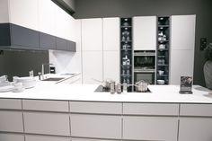 Kitchen - Küche Living Kitchen 2015 - Leicht Küchen