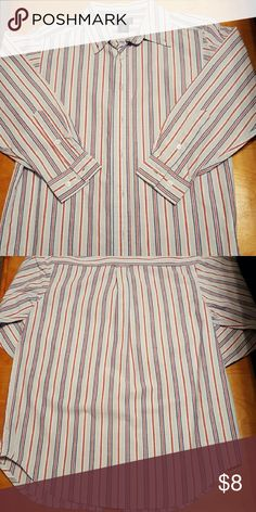Children's Place long sleeve button down shirt Great condition. No stains or holes. Comes from smoke free and pet free home! Children's Place Shirts & Tops Button Down Shirts