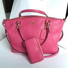 Coach Bag & Wallet Authentic Coach and Wallet. New with tag  Coach Bags Crossbody Bags