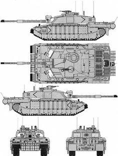 Challenger II MBT