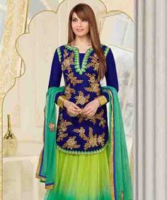 Become the ethnic Diva with the amazing collection of gorgeous anarkali suits
