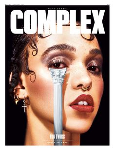 FKA twigs Covers Complex's June/July 2015 Issue! | Complex