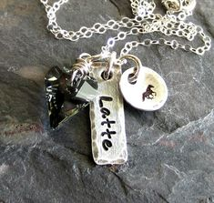 Personalized Horse NecklaceSterling Silver by EquineExpressionsbyD, $45.00