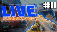 BACK TO THE KN-44! - Bo3 TDM | Live Commentary [011] - Black ops 3