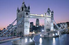 Puzzle Londres - Tower Bridge - Puzzles monuments