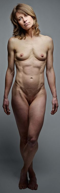 Dignified mature nude
