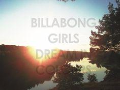 """""""Billabong Girls Dream in Colours"""" Por Oleksandr Bilko"""