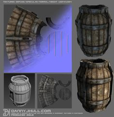Barrel Texturesheet by 02wdhull on DeviantArt