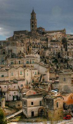 Sassi di Matera, Basilicata - Italy