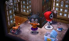 flabbeycrossing: a sweater i made in the car... - Animal Crossing New Leaf