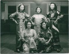 Ladies Dramatic Group. Asian-Pacific American Heritage Month: History and Resources. May is Asian-Pacific American Heritage Month. This month celebrates the contributions of Asians and Pacific Islanders in the United States.