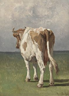Study of a Cow - Rosa Bonheur