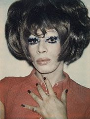 Helen/Harry Morales (Drag Queen), Andy Warhol, 1974. © The Andy Warhol Foundation for the Visual Arts, Inc.