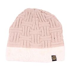 Sherpa Lined Beanie in Beige by Simply Southern. Simply Southern d8468fe81cf7