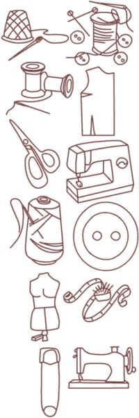 Set of 10 Machine Embroidery Designs