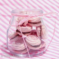 Nutella Marengues in jar
