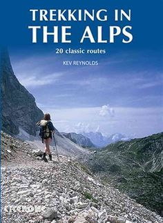 An inspirational guide to the delights of Alpine multi-day hikes. With 20 hikes…