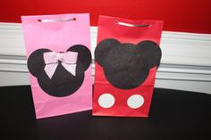 minnie mouse party bag ideas | Dream Makers Party Planners and Party Supplies