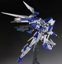 MG 1/100 Gundam AGE-2 Double Bullet - Customized Build