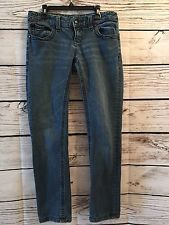 Vintage Free People Straight Leg Women's Jeans Sz 26
