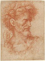 Saint John the Baptist, Giovanni Agostino da Lodi, about 1500