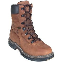 Wolverine Boots Men's Marauder 2163 Steel Toe Insulated Multishox Boot