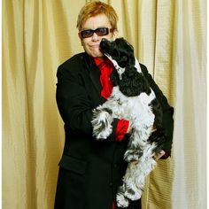 Elton John, Arthur es el nombre del perro cocker spaniel