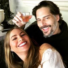 So Cute!: Sofia Vergara and Husband Joe Manganiello Appear So in Love in New Instagram Snapshot — See the Pic!