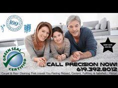 Videos | Precision Carpet Care