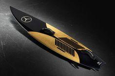 Mercedes-Benz surfboard by BBDO Portugal
