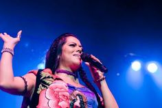 "Gira ""Pecados y Milagros 2012"" Congress Theater 2135 N. Milwaukee Ave. Chicago, IL, 60647 congresschicago.com/ 3 de Marzo de 2012 ""A MAGICAL EVENING WITH LILA DOWNS - Sones de Mexico Ensemble - Pintoras Mexicanas."""
