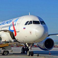 Ural Airlines A320 @egor.baychurin