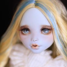 Repaint the Interior of Your Home Monster High Art, Custom Monster High Dolls, Monster Dolls, Monster High Repaint, Custom Dolls, Doll Eyes, Doll Face, Ooak Dolls, Art Dolls