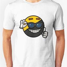 Ancap Ball T-shirt available at our libertopia store! See: https://www.redbubble.com/people/lewisliberman #ancap #anarchocapitalism #voluntaryist #voluntaryism #libertarian #libertarianism #wearableart #tshirt #ancapball #ancapman